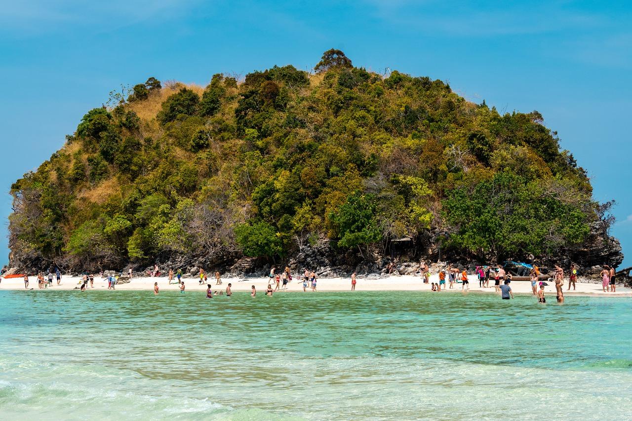 Thailand Sea Beach