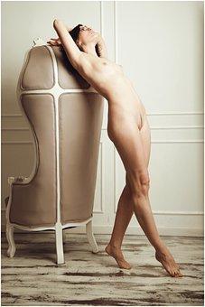Nude, Sexy, Naked, Erotic, Body, Model