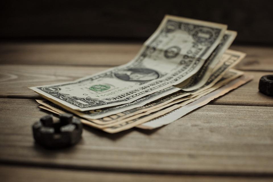 ドル, バック グラウンド, 財源, ユーロ, ビジネス, 現金, マネー, 木製の背景, 開発, 起業家