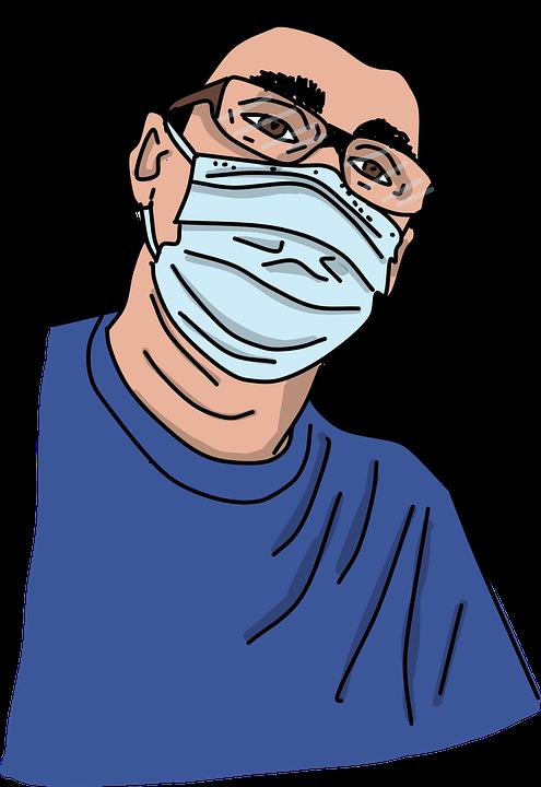Hombre, Máscara, Coronavirus, Persona, Cara, Protección