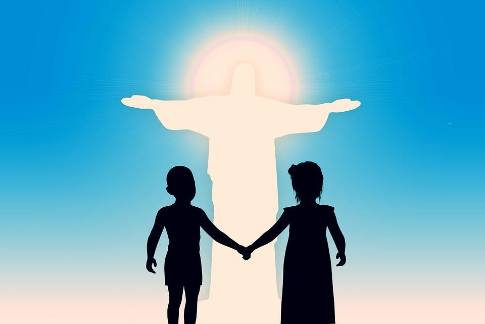 Считаю, Религия, Иисус, Христос, Детей, Церкви