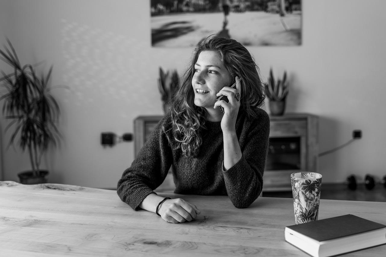 The Joy Of Talking On The Phone