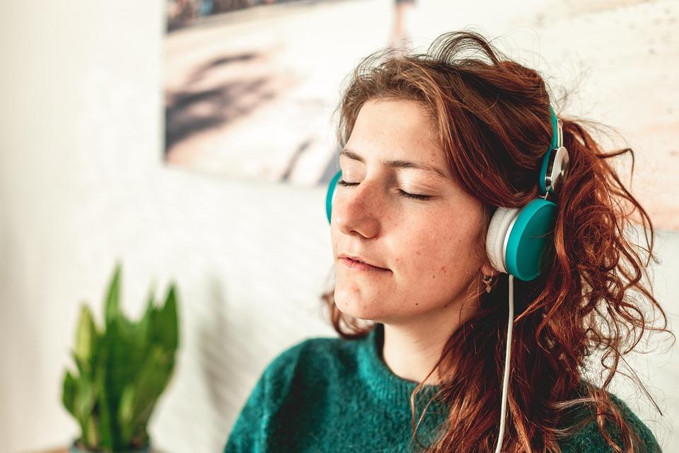 La Musique, Musique, Casque D'Écoute, Sound, Jouer