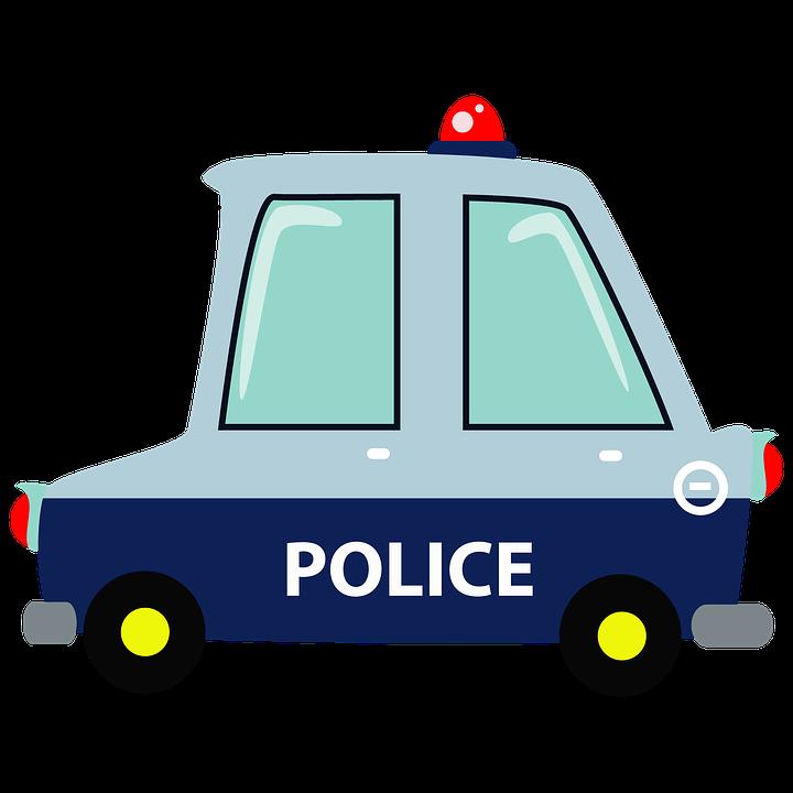 Voiture De Police Image Gratuite Sur Pixabay