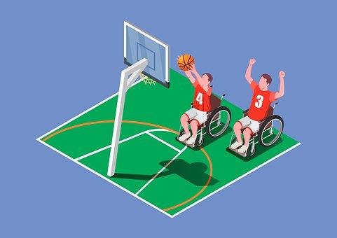Modalidades para deficiente físico