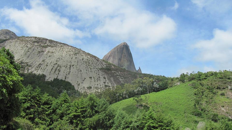 Piedra Azul, Espíritu Santo, Sant Pere De Ribes, Brasil