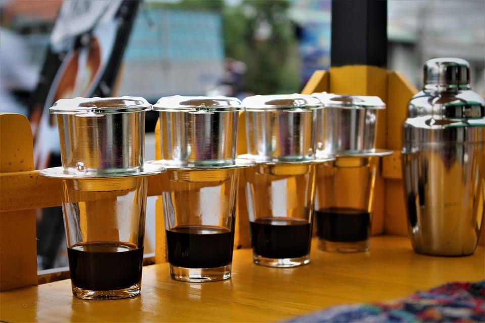 Vietnamese coffee maker