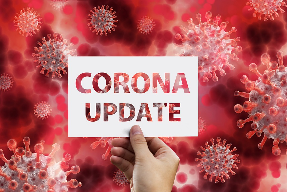 Corona Coronavirus Hand - Free image on Pixabay