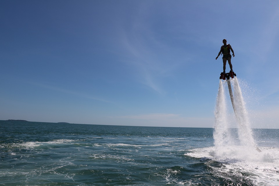 Flyboard Watersports Jetpack - Free photo on Pixabay