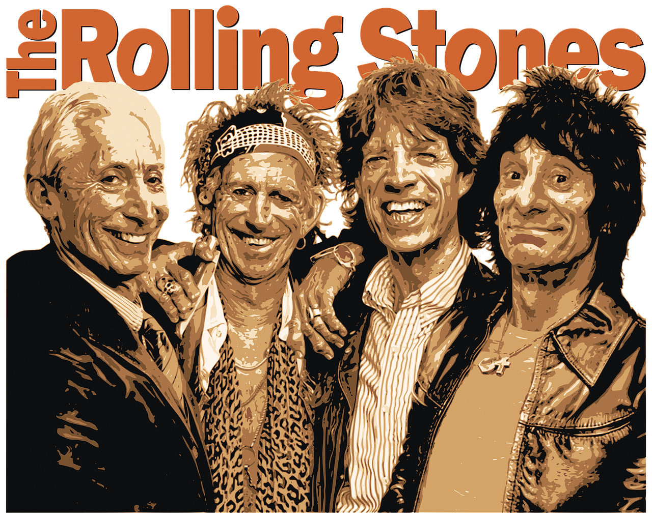 The Rolling Stones Rock'N'Roll - Free image on Pixabay