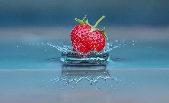 Was du schon immer über Erdbeeren wissen wolltest - Waschen