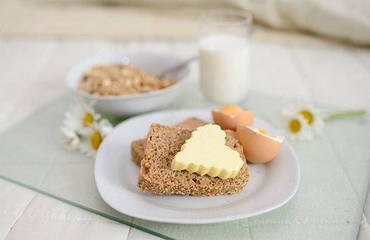 Breakfast, Breakfast In Bed, Muesli