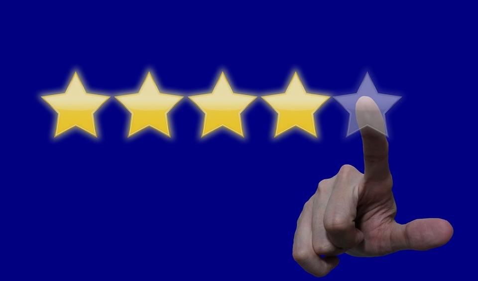 レビュー, 星, 評価, 意見, フィードバック, ランキング, サービス, パフォーマンス, 調査, 品質