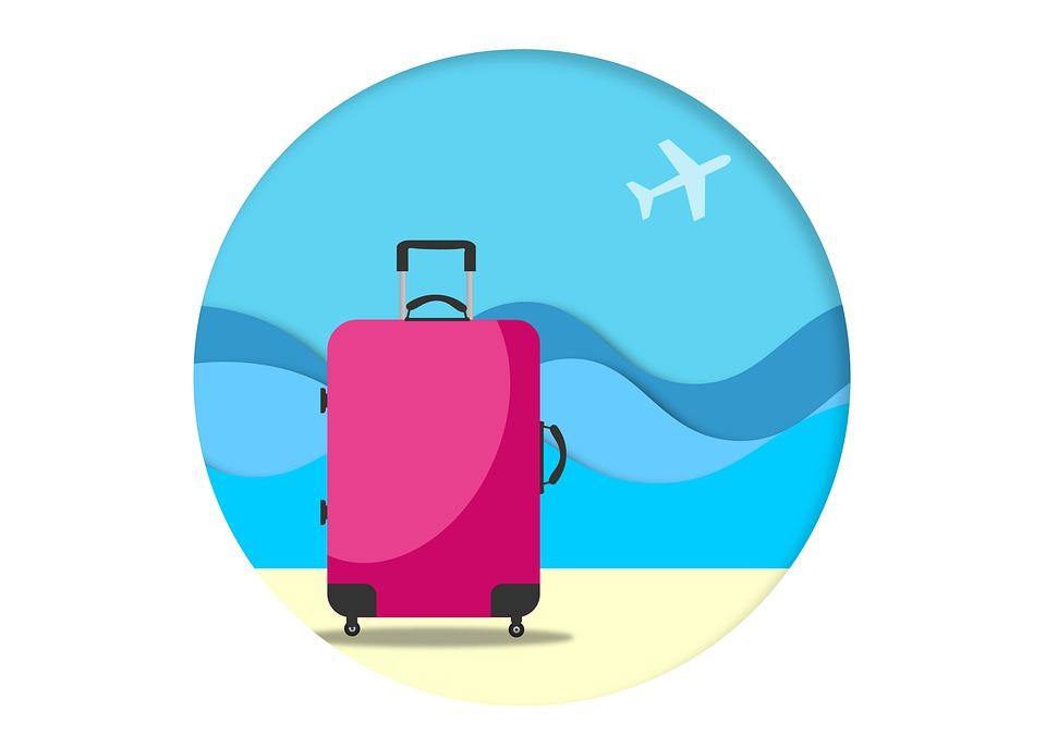 Deposito, Viaggio, Vacanza, Volo, Addio, Andarsene