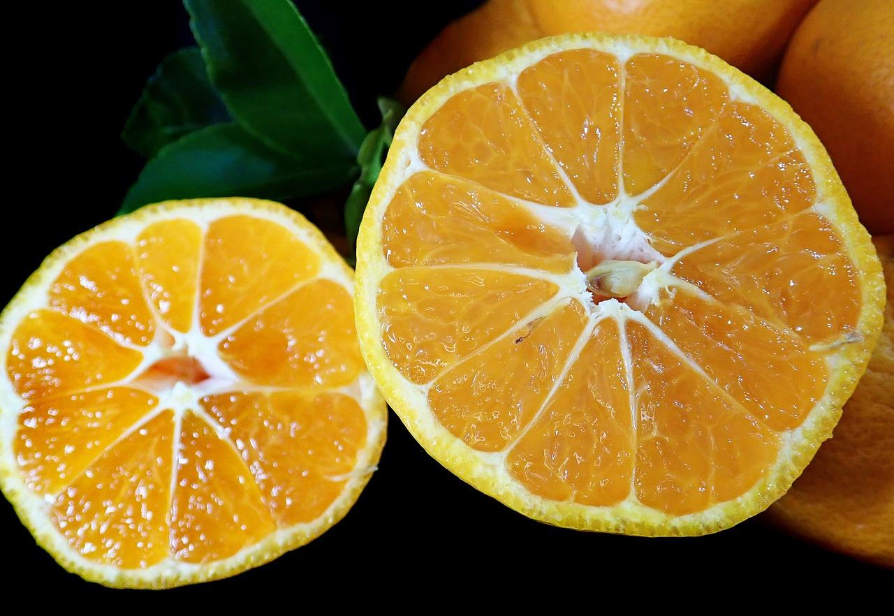 Fruit Mandarin Healthy Food Free Photo On Pixabay
