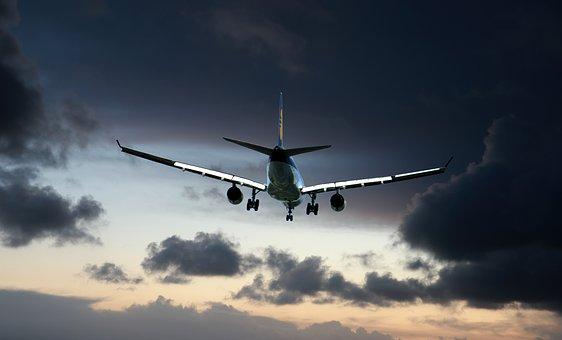 Transport, Aircraft, Flight, Sky, Cloud