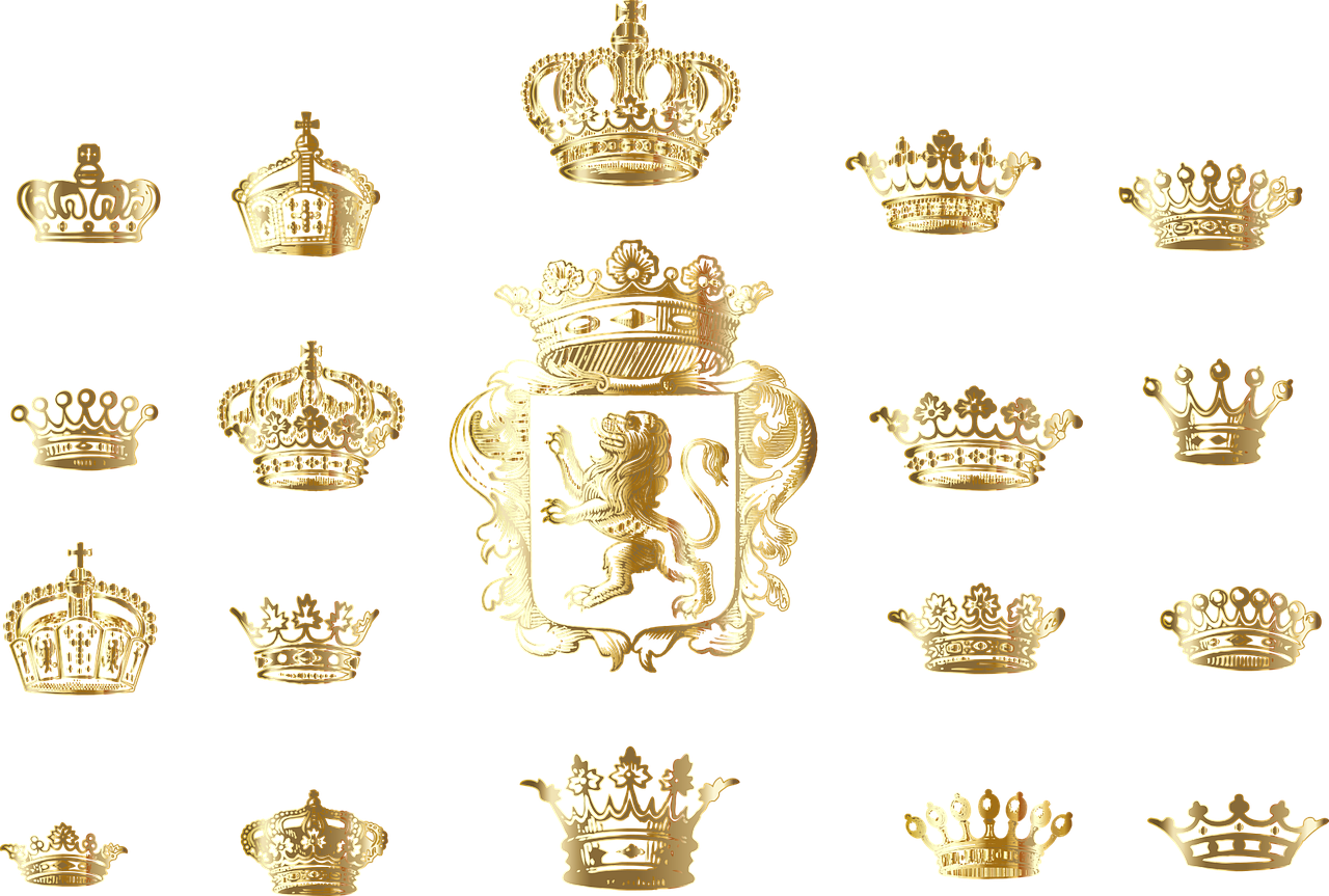 Crown Silhouette Gold Free Vector Graphic On Pixabay Download crown silhouette images and photos. https creativecommons org licenses publicdomain