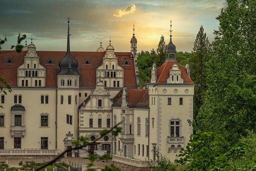 Castle, Boitzenburg, Uckermark