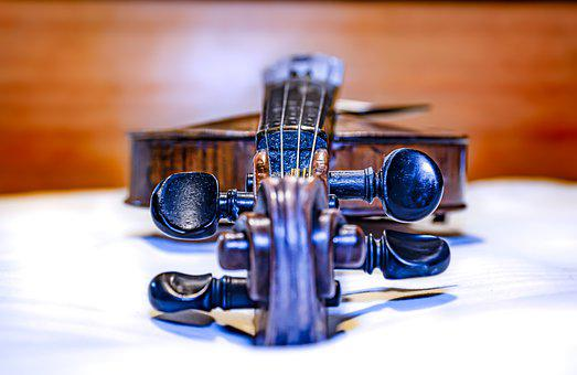 Violin, Musical Instrument, Classic