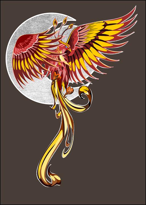 Феникс, Божественный, Животные, Духовность