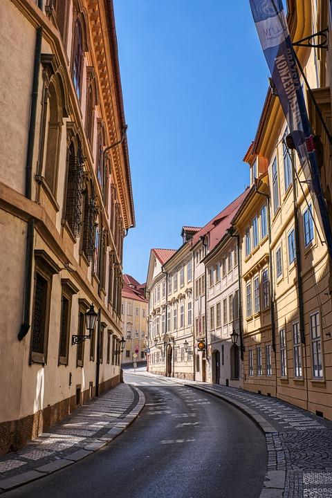 Architektura, Ulice, Město, Budovy, Historický, Centrum
