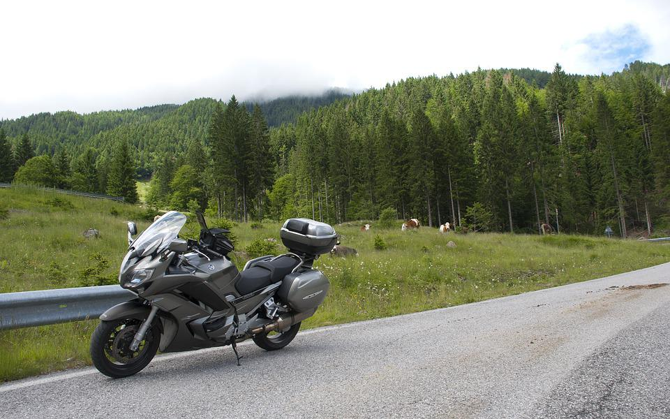 Transport, Touring Bike, Yamaha Fjr1300, 4-Cylinder