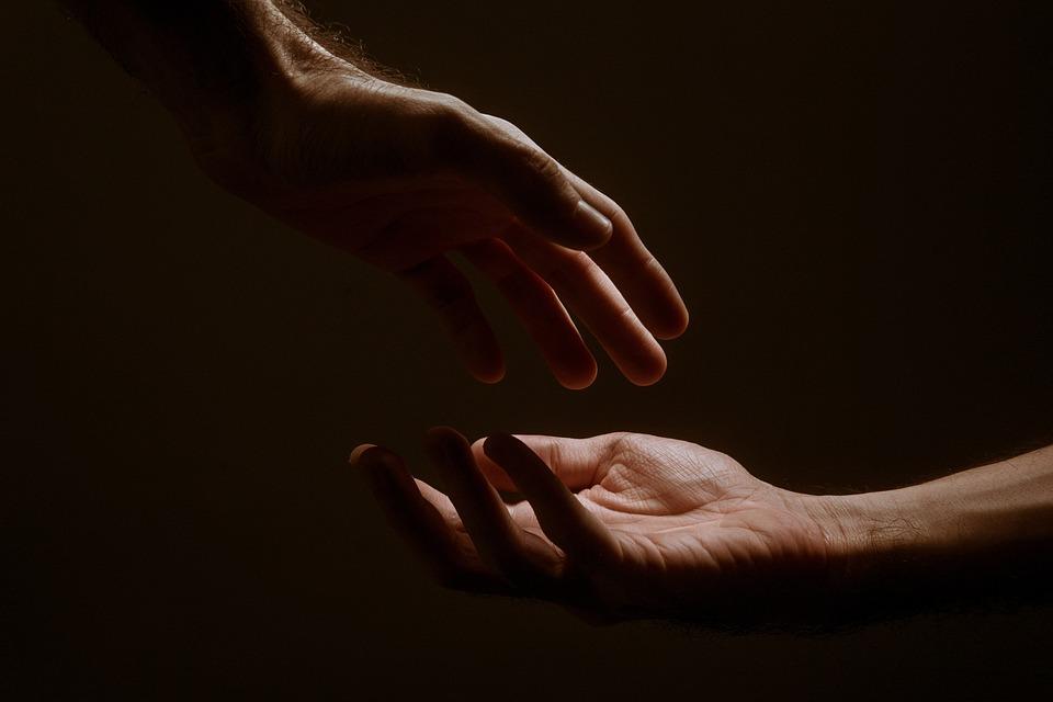 Hand, Hands, Ascension, Community, Love, Together