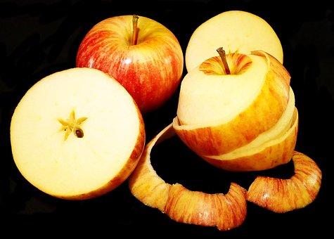 40+ Free Apple Peel & Fruit Images