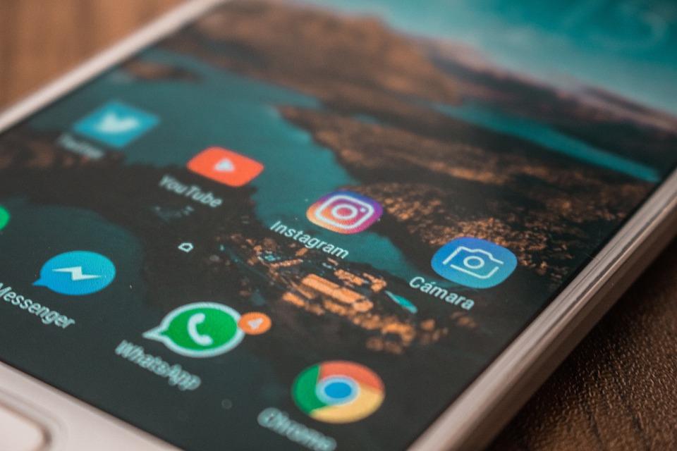 Smartphone, Applications, Iphone, Bureau, Cellulaire