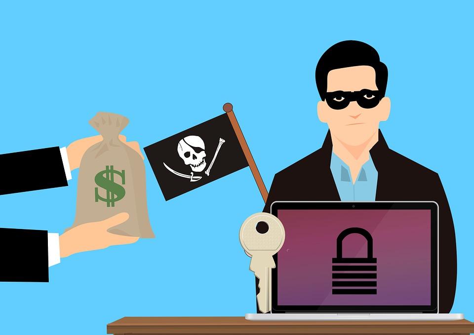 Ransomware, Cibernético, Crimen, Ataque, Malware