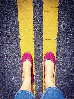 Journey, Walk, Steps, Street