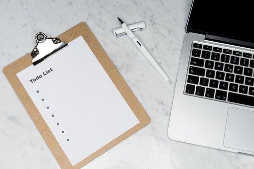 Todo-Lists, Tasks, Tasks List, List
