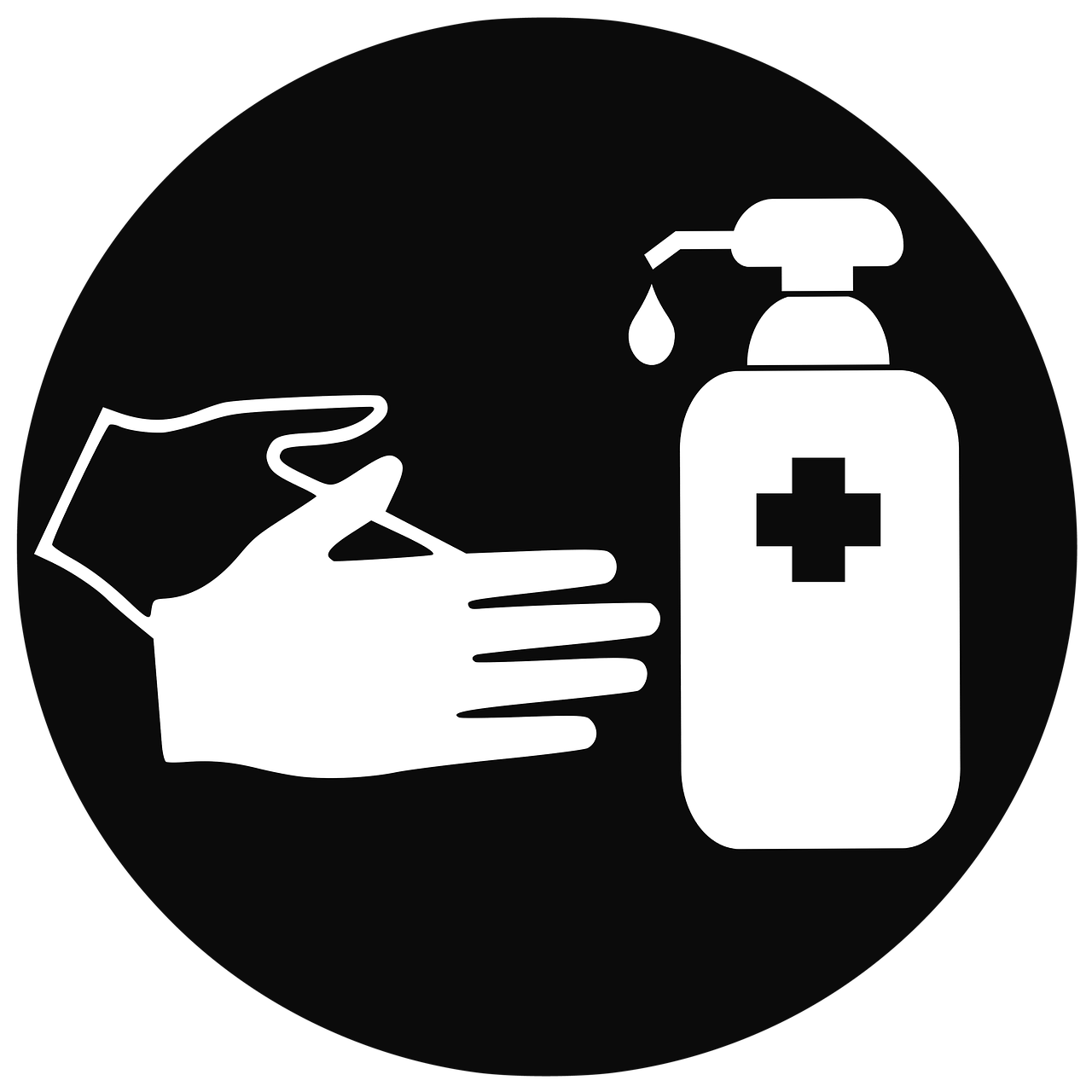 Covid 19 Coronavirus Hand Free Image On Pixabay Mobile phones telephone call blackphone logo, phone icon black and white png. https creativecommons org licenses publicdomain