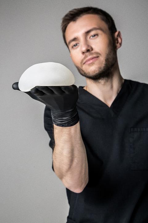 Plastic Surgeon, Breast Implant, Doctor, Surgeon