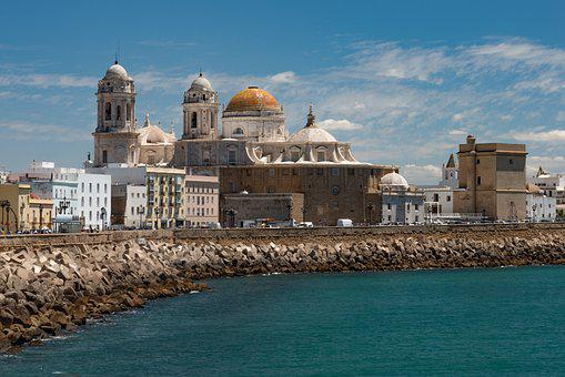 Cádiz, Catedral, España, Arquitectura