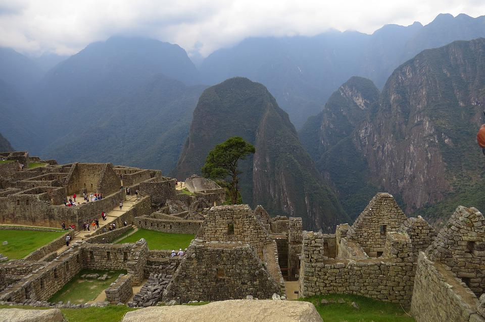 Cusco, Plaza, Imperial, Perú, Machupicchu