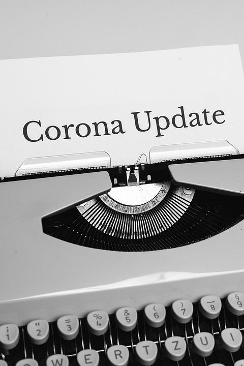 Corona, Frissítés, Hírek, Közepes, Média, Újság, Blog