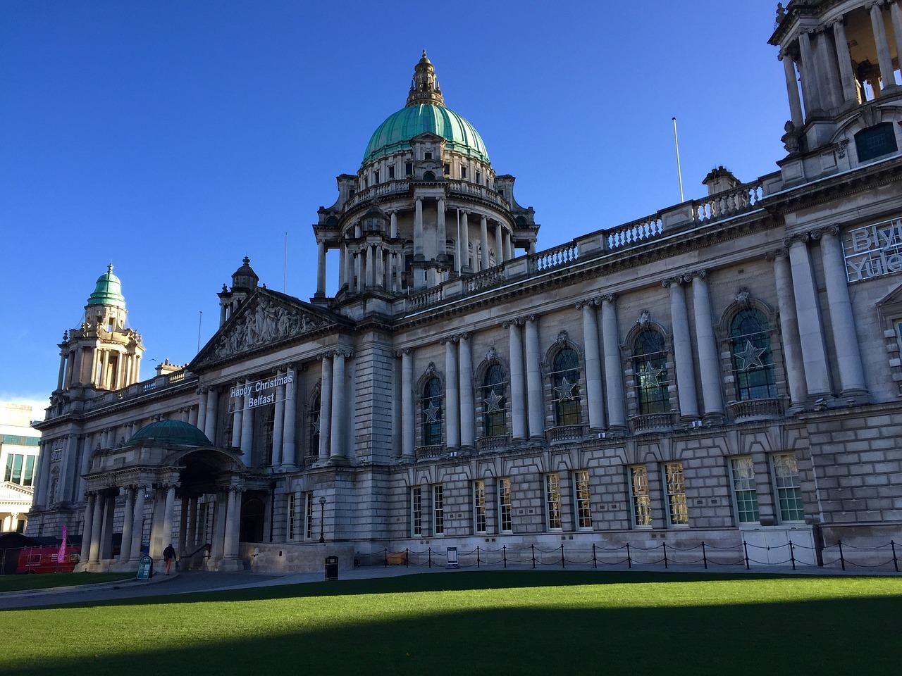 Belfast destination peu touristique en europe