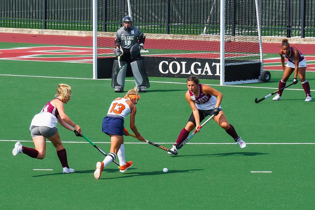 Sport Field Hockey Game - Free photo on Pixabay