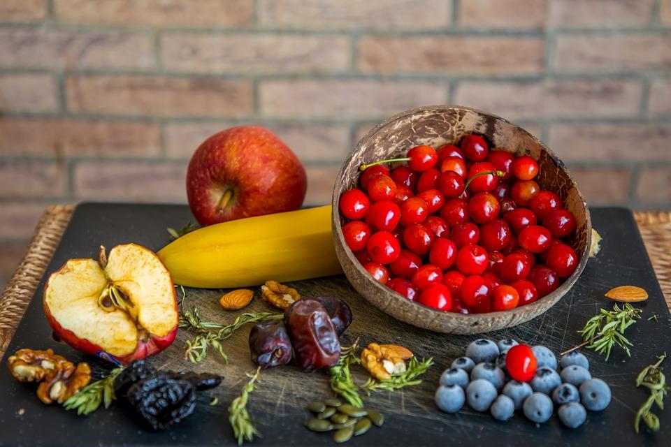 水果, 食品, 浆果, 健康, 维生素, 蓝莓, 饮食, 新鲜, 美味, 甜, 早餐, 多汁, 营养, 苹果