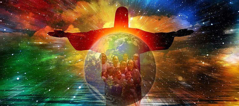 Jesus, Children Of God, God Is Pleased