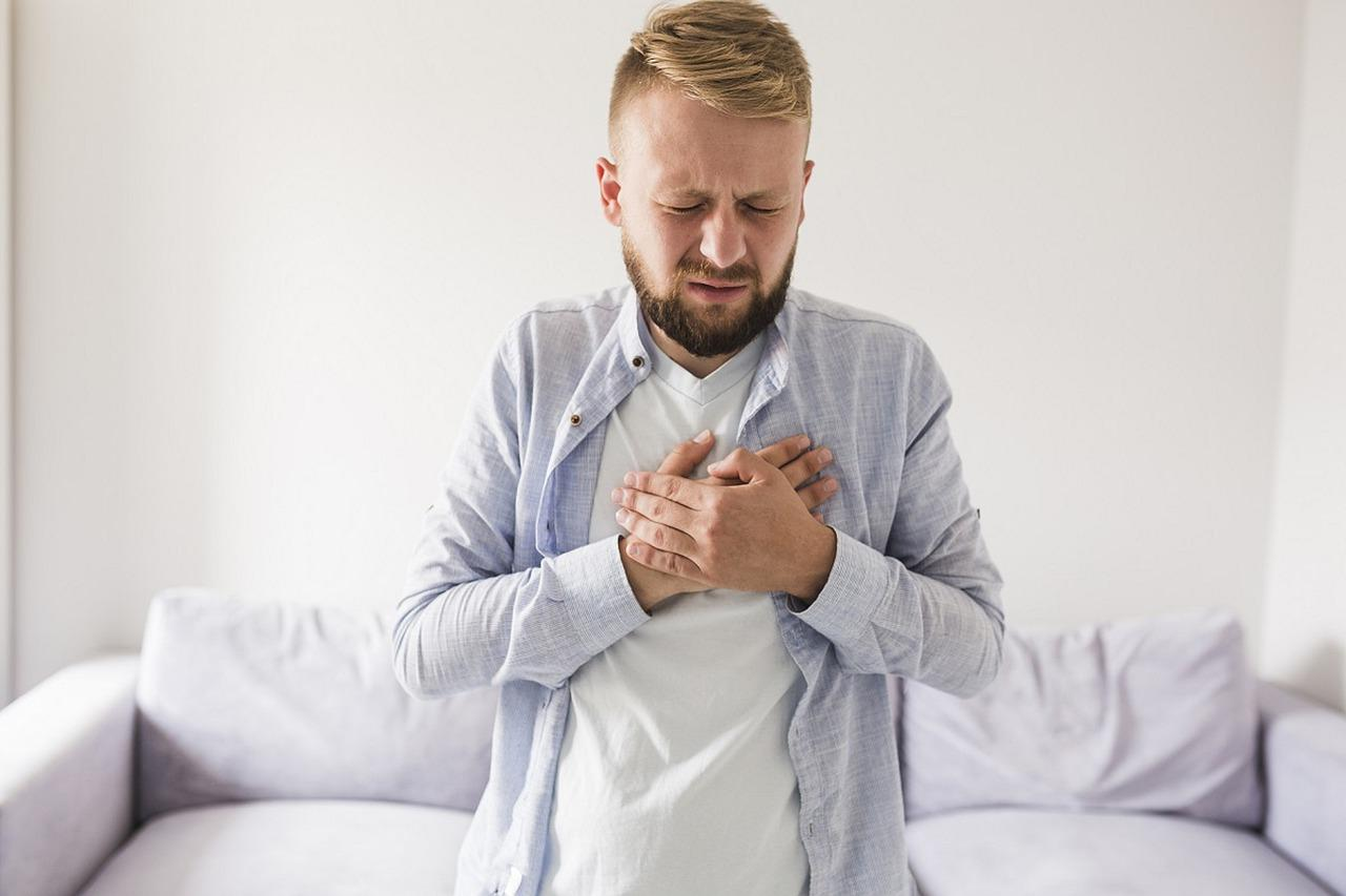 Which food may help reduce acid reflux?