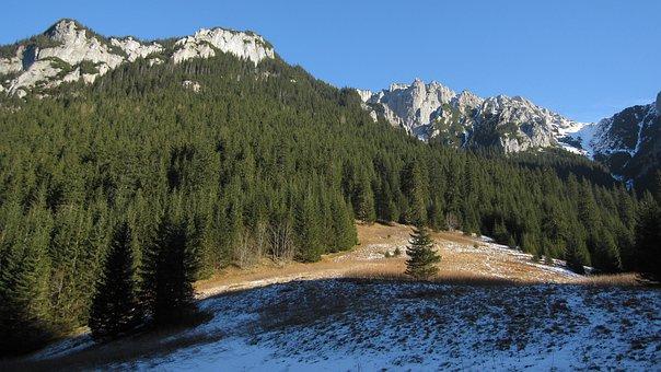 Mountains, Tatry, Nature, Landscape
