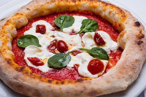 ピザ, キッチン, ピザ屋, 食品, トマト, パスタ, 小麦粉, 栄養
