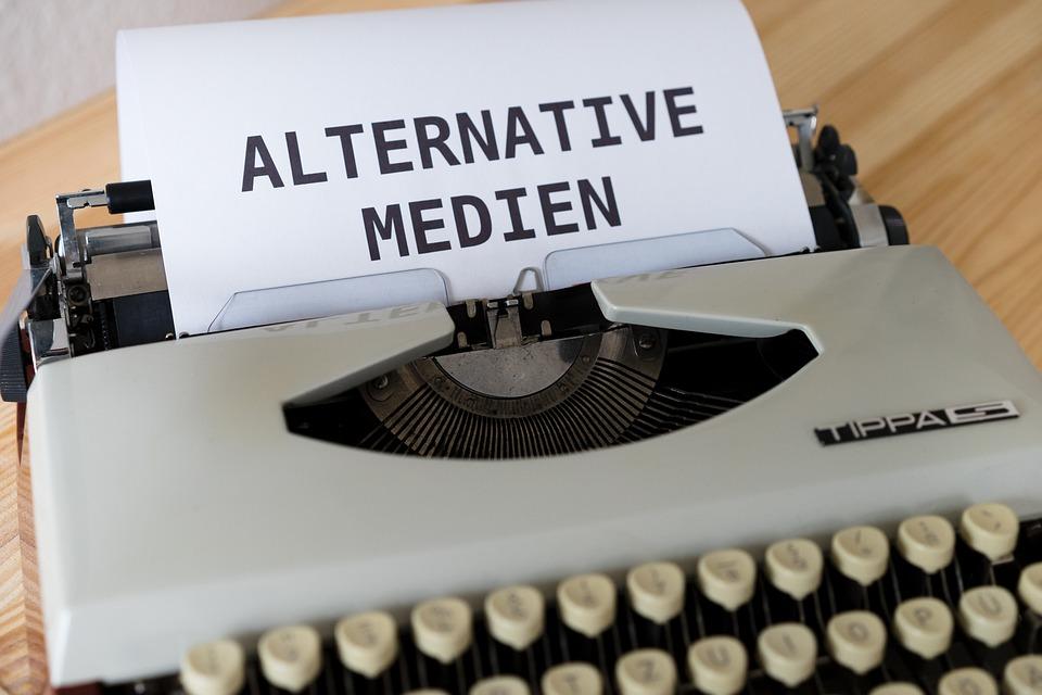 Alternatywne Media, Średni, Online Medium, Media