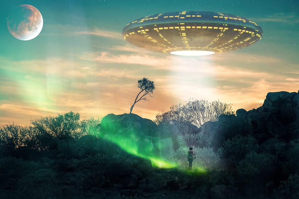 Scifi, Spaceship, Ufo, Futuristic, Future, Ufos
