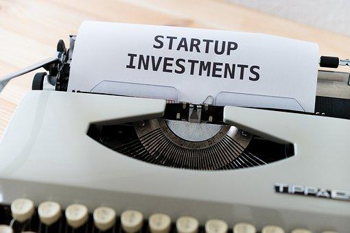 Mockup, Typewriter, Word, Startup