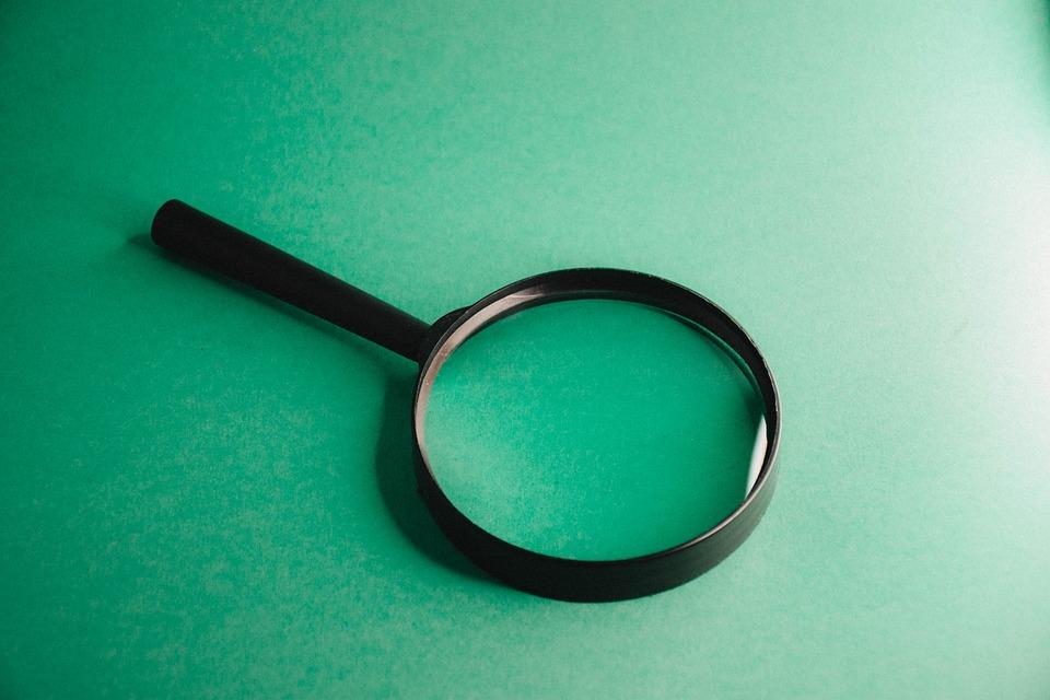 虫眼鏡, 研究, 検索, 拡大, ズーム, フォーカス, 調査, シーク, 科学者, レンズ, 調べる