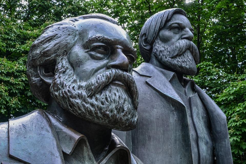Karl Marx, Friedrich Engels, Critic, Philosopher