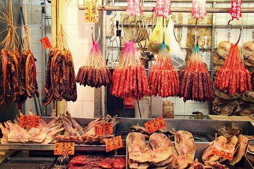 Hongkong, Hk, Salami, Glossary, Store